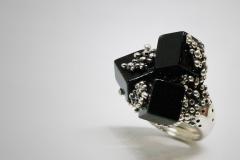 anillo 3cubos onix