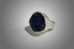 anillo azul