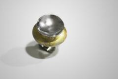anillo fuente doradio