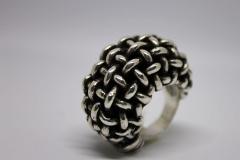 anillo medieval