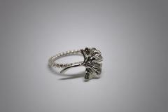 anillo pequeno Ginkgo