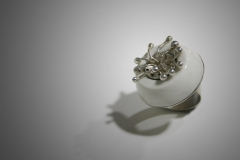 anillo porcelana