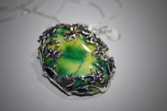 piedra verde fantasia