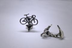 Gemelos-bicicleta