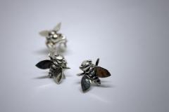 Pendientes Bee